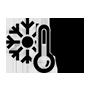Isolamento termico: 1.2 w/mqk