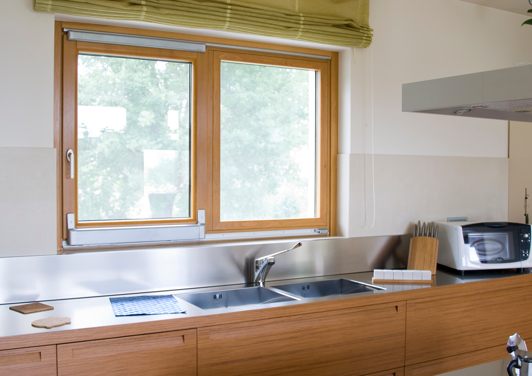 Cucina Con Finestra Orizzontale come avere una cucina luminosa in poche mosse