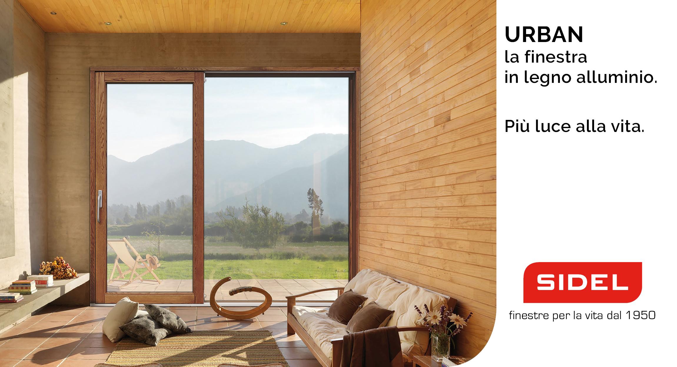 urban la finestra in legno alluminio